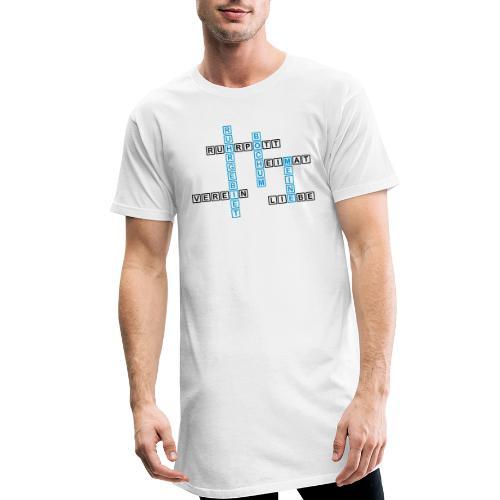 Ruhrpott - Bochum - Heimat - Liebe - Verein - T-Shirt - Männer Urban Longshirt