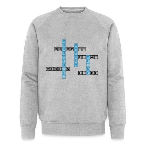 Ruhrpott - Bochum - Heimat - Liebe - Verein - T-Shirt - Männer Bio-Sweatshirt von Stanley & Stella