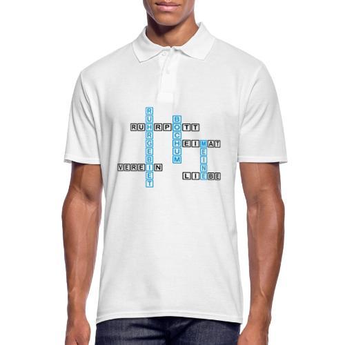 Ruhrpott - Bochum - Heimat - Liebe - Verein - T-Shirt - Männer Poloshirt