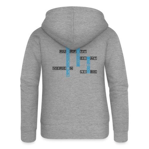 Ruhrpott - Bochum - Heimat - Liebe - Verein - T-Shirt - Frauen Premium Kapuzenjacke