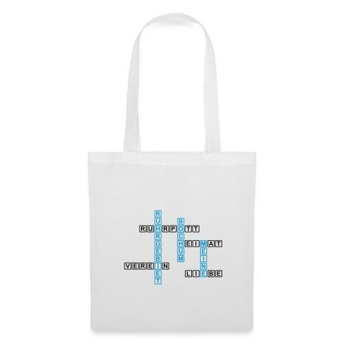 Ruhrpott - Bochum - Heimat - Liebe - Verein - T-Shirt - Stoffbeutel