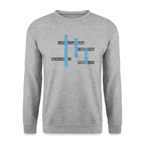 Ruhrpott - Bochum - Heimat - Liebe - Verein - T-Shirt - Männer Pullover