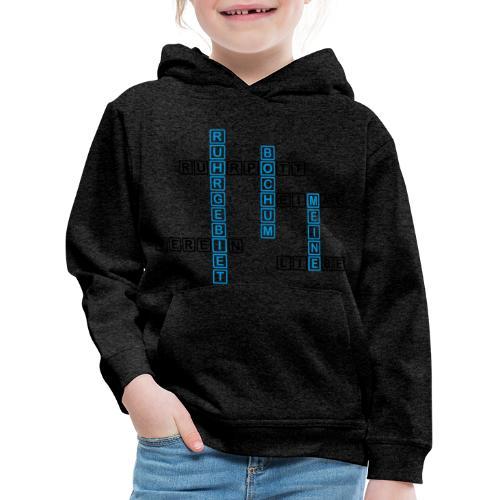 Ruhrpott - Bochum - Heimat - Liebe - Verein - T-Shirt - Kinder Premium Hoodie