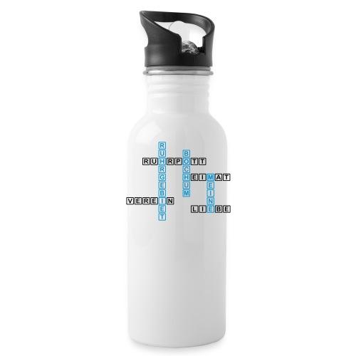 Ruhrpott - Bochum - Heimat - Liebe - Verein - T-Shirt - Trinkflasche