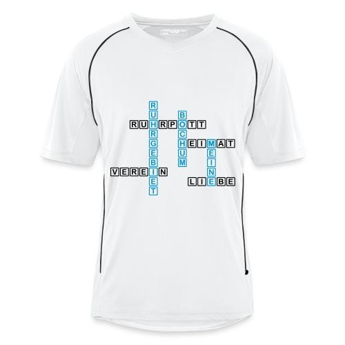 Ruhrpott - Bochum - Heimat - Liebe - Verein - T-Shirt - Männer Fußball-Trikot