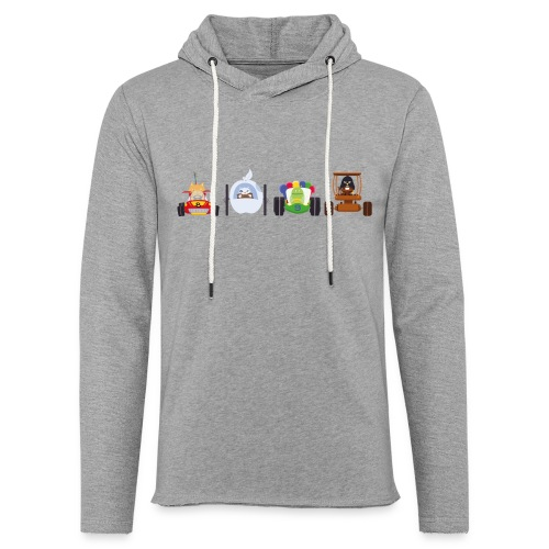 Os Race - T-shirt Homme - Sweat-shirt à capuche léger unisexe