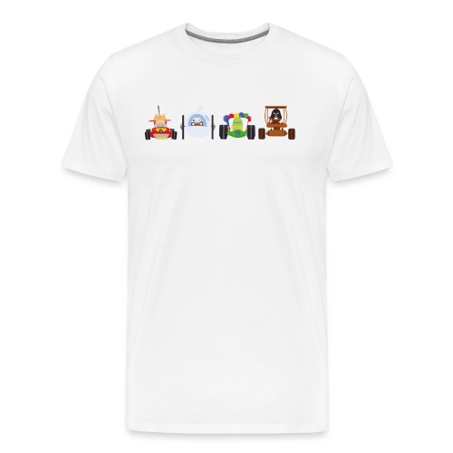 Os Race - T-shirt Homme - T-shirt Premium Homme