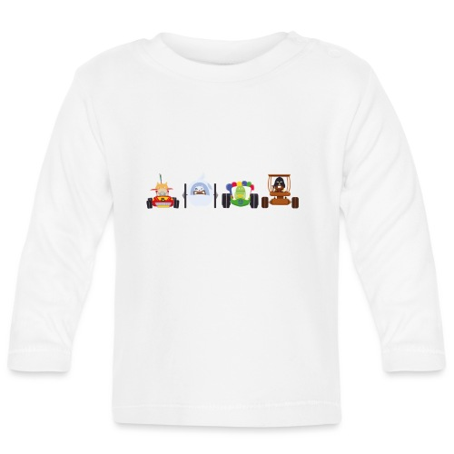 Os Race - T-shirt Homme - T-shirt manches longues Bébé