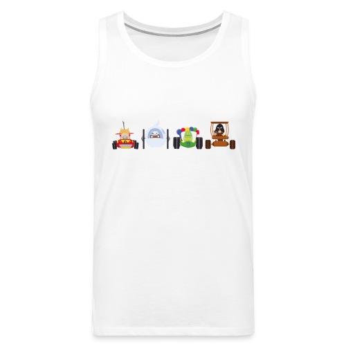 Os Race - T-shirt Homme - Débardeur Premium Homme