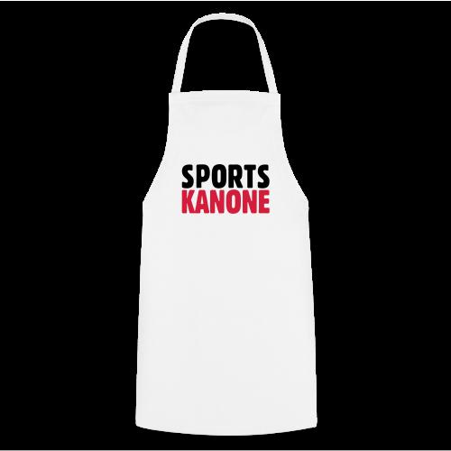 Sportskanone T-Shirt - Kochschürze