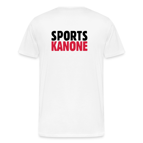 Sportskanone T-Shirt - Männer Premium T-Shirt