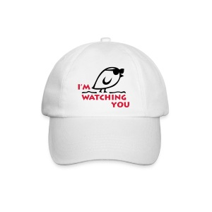 TWEETLERCOOLS - I'M WATCHING YOU - Baseballkappe