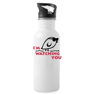 TWEETLERCOOLS - I'M WATCHING YOU - Trinkflasche
