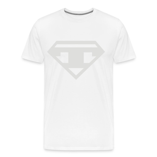 Baseball - Black T - Men's Premium T-Shirt
