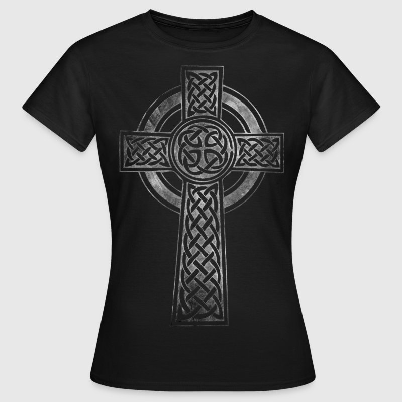 Celtic Cross | Frauen classic - Frauen T-Shirt