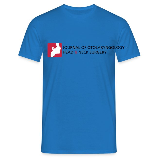 Journal of Otolaryngology-Head & Neck Surgery Mens T-shirt