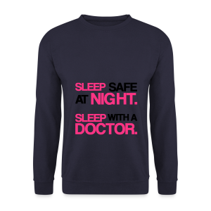 Sleep With A Doctor - Sweat-shirt Homme