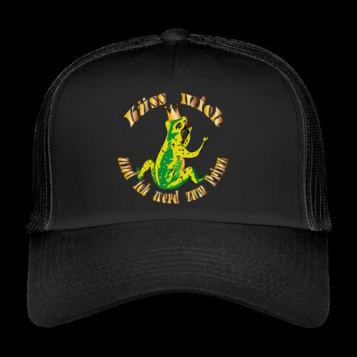 Froschkoenig Tasche - Trucker Cap