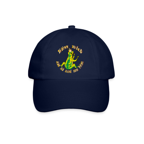 Froschkoenig Tasche - Baseballkappe