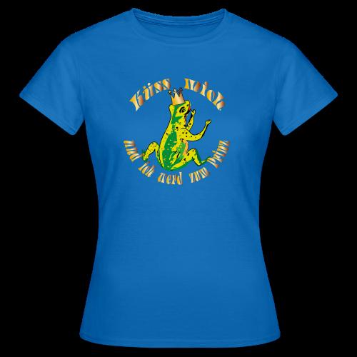 Froschkoenig Tasche - Frauen T-Shirt