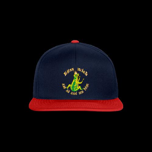 Froschkoenig Tasche - Snapback Cap