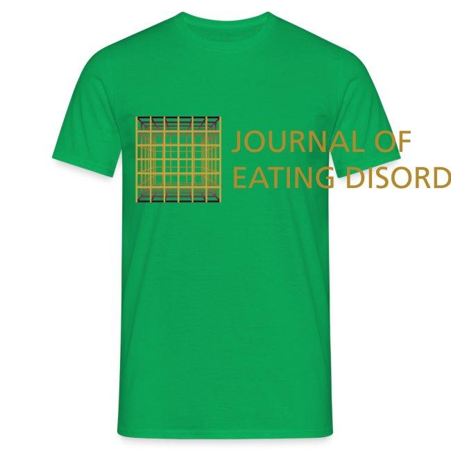 Journal of Eating Disorders Mens T-shirt