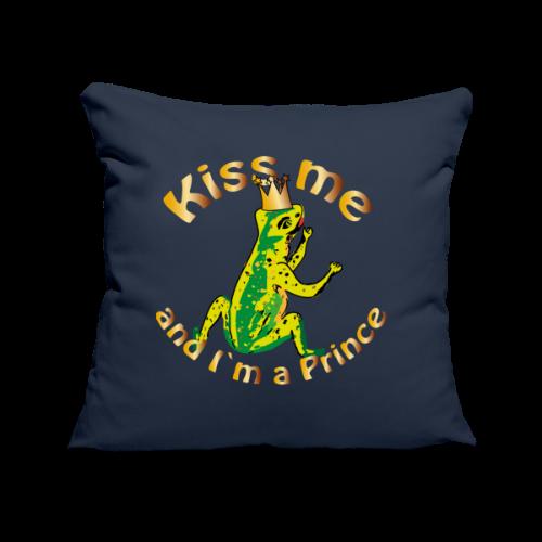 Frog King Shirt - Sofakissenbezug 44 x 44 cm