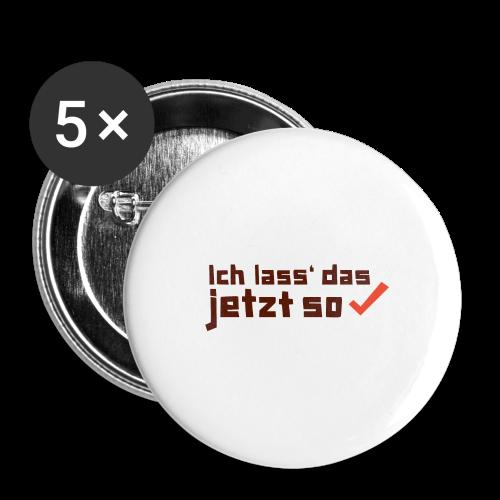 Ich lass das jetzt so ✔ - Buttons mittel 32 mm