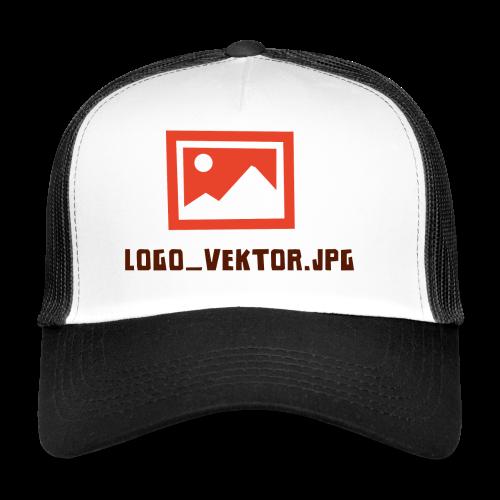 Logo_Vektor.jpg Tasse - Trucker Cap