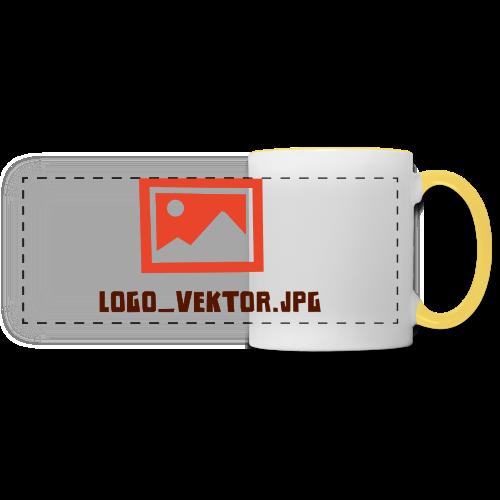 Logo_Vektor.jpg Tasse - Panoramatasse