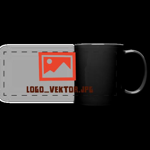Logo_Vektor.jpg Tasse - Panoramatasse farbig