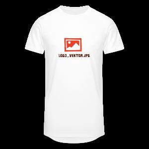 Logo_Vektor.jpg Tasse - Männer Urban Longshirt