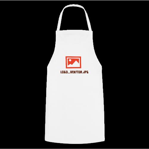 Logo_Vektor.jpg Tasse - Kochschürze