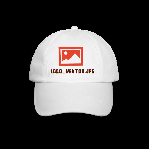Logo_Vektor.jpg Tasse - Baseballkappe