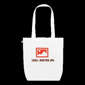 Logo_Vektor.jpg Tasse - Bio-Stoffbeutel