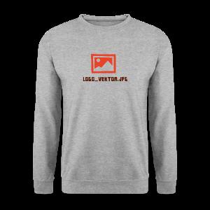 Logo_Vektor.jpg Tasse - Männer Pullover