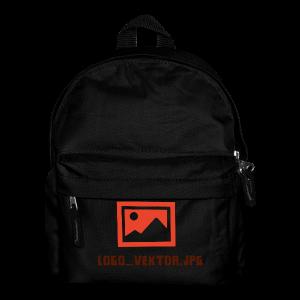 Logo_Vektor.jpg Tasse - Kinder Rucksack