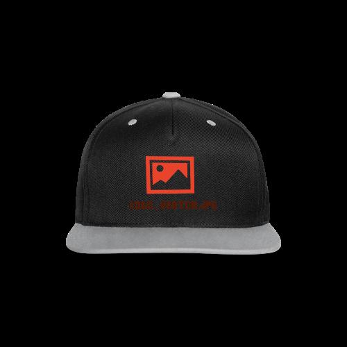 Logo_Vektor.jpg Tasse - Kontrast Snapback Cap