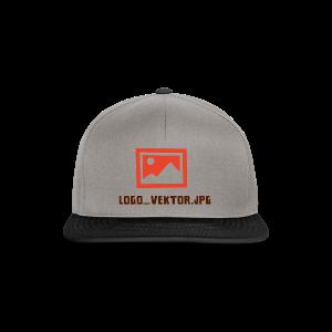 Logo_Vektor.jpg Tasse - Snapback Cap