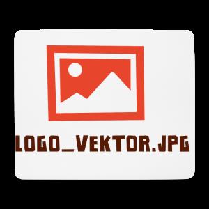Logo_Vektor.jpg Tasse - Mousepad (Querformat)
