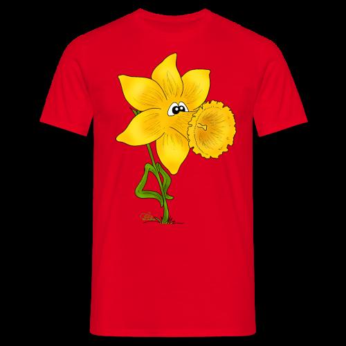 Ornella Osterglocke (freche Farben) - Männer T-Shirt