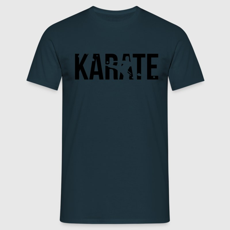 karate T-Shirts - Men's T-Shirt