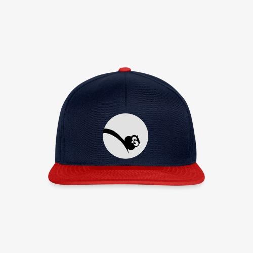 Owl Grubość w świetle księżyca Bluzy - Snapback Cap