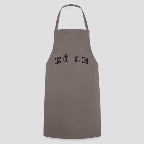 Die Köln Jacke - Kochschürze