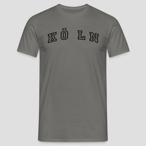 Die Köln Jacke - Männer T-Shirt