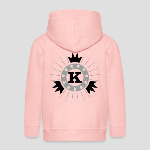 Köln Wappen - Kinder Premium Kapuzenjacke