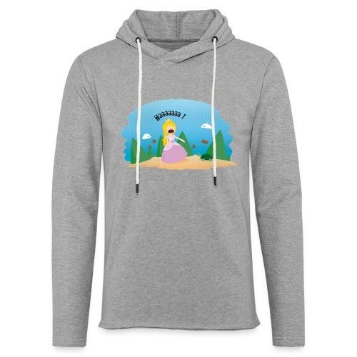 T-shirt Geek - De la phobie des tortues - Sweat-shirt à capuche léger unisexe