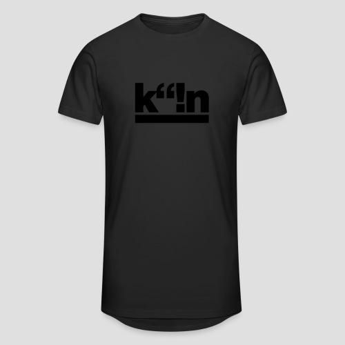 k!n | Gold - Männer Urban Longshirt