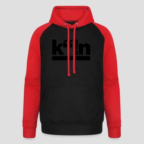 k!n | Gold - Unisex Baseball Hoodie