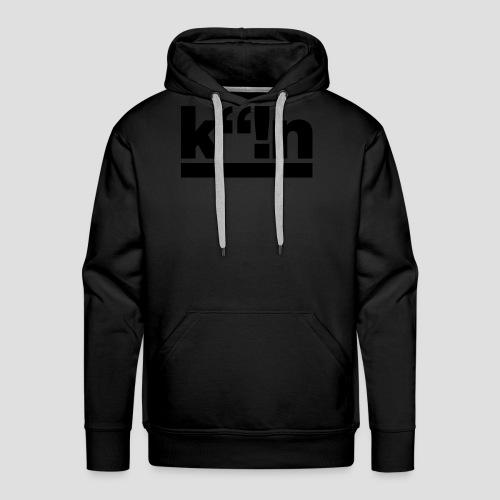 k!n | Gold - Männer Premium Hoodie
